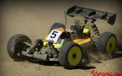 Galería de fotos de la 4ª Prueba del Campeonato Gallego 1/8 TT A Estrada, por Cesar Gil