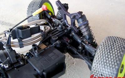 ¿Cómo es por dentro...? - El buggy nitro Tekno RC NB48