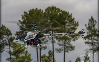 Galería de fotos del Campeonato de España de helicópteros F3C celebrado en Orense