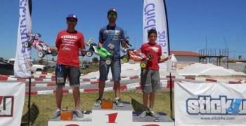 """Agustín Illanes vence en Chiclana y consigue un """"3 de 3"""" en el Camp. de Andalucía 1/8 TT Gas"""