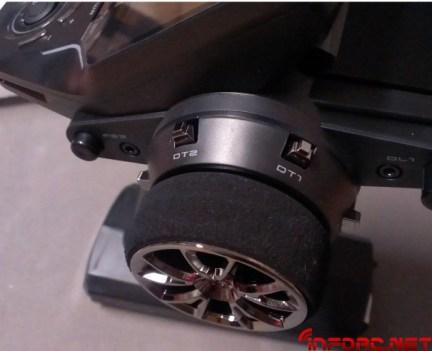 Los botones de trim se simplifican respecto a las versiones anteriores y se incorpora la posibilidad de trimar todos canales.