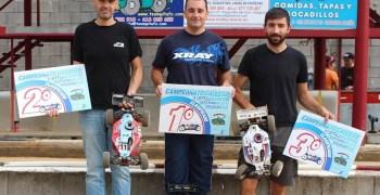 Crónica y resultados de la sexta prueba del Camp. Gallego 1/8 TT Gas 2014