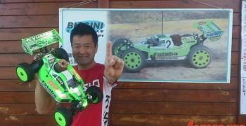 Yuichi Kanai: Evito mirar los coches de otras marcas para no copiar nada