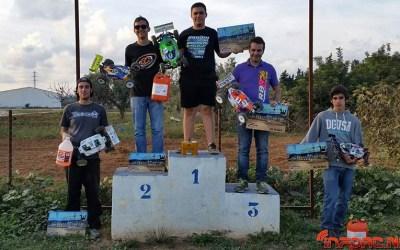 Crónica: Cuarta prueba Campeonato Cataluña 2014 1/8TT gas/e, Santa Oliva.