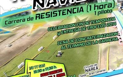 Carrera de Resistencia - Trofeo de Navidad 2014 en Club RC Jaraquemada