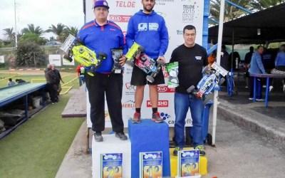Leandro Romano comienza ganando en las Winter Series.