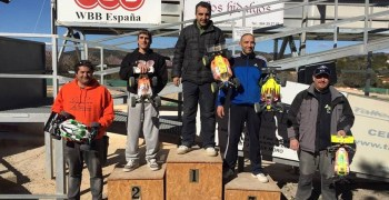 Crónica: Quinta prueba Provincial Castellón 1/8 TT Gas