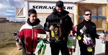 Cronica: primer social de Serracines RC, por Aecar Madrid