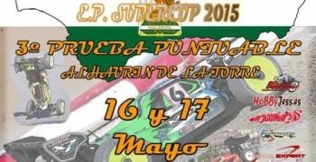 16 y 17 de Mayo: Tercera prueba de la Andalucía EP Supercup 2015 en Alhaurín de la Torre