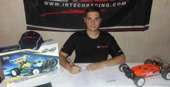 Luca Albanese, nuevo fichaje de Intech Racing