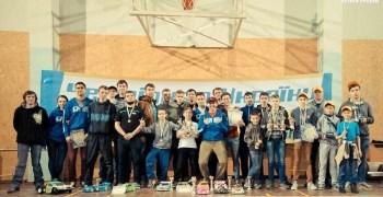 Resultados: Nacional de Ucrania indoor on y off road 2015