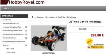 Últimas unidades del coche eléctrico campeón de Andalucía en oferta