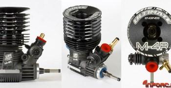 Exclusiva mundial: Ultimate engine M4R; tras los rumores, os traemos la presentación oficial