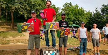 El PR Racing S1 V2 comienza a cosechar buenos resultados en Italia