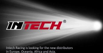 Intech racing busca nuevos distribuidores.