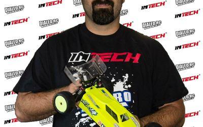 Will Smith ficha por Intech Racing
