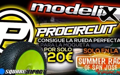Summer Race of San José - Consigue tus ruedas más baratas