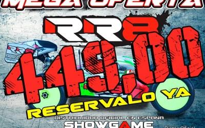 Mega oferta: Radiosistemi RR8 por solo 449€