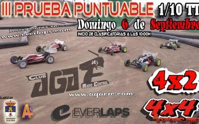 Campeonato de Granada TT Eléctrico 2WD y 4WD