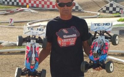 Tekno RC prepara su equipo en España para 2016