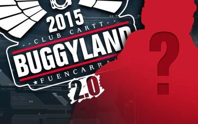 Buggyland 2.0 - El primer top internacional confirmado ¿Lo reconoces?