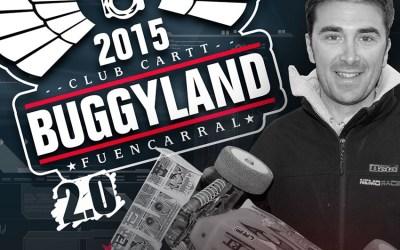 Buggyland 2.0 - Jerome Sartel confirmado