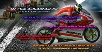 Conoce el apasionante mundo de las motos RC: Campeonato Supercup Motos 1/5 Stock