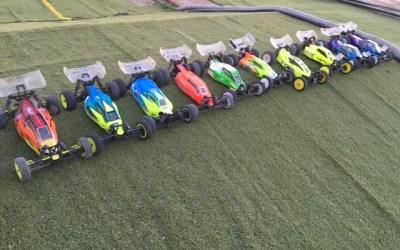 Crónica - primera carrera del campeonato de Lanzarote 2016 1/10 2WD