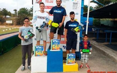 Club RC Jaraquemada - Leandro Romano se hace con la victoria en la carrera inaugural 1/10