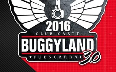 25, 26 y 27 de Noviembre - Ve reservando fechas para Buggyland 3.0