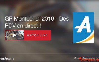 Video en directo - La final del GP de Montpellier comienza a las 16:00