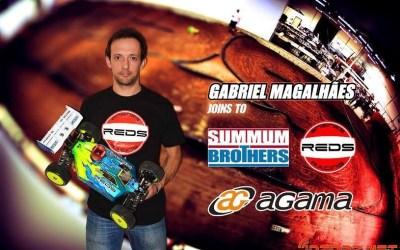 Gabriel Magalhaes, nuevo fichaje de Summum Brothers para 2016