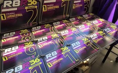Hoy comienza el Campeonato de España 1/8 TT Eco en el RBR36 Arena