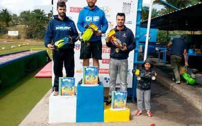 Resumen - Segunda prueba del Campeonato 1/10 TT Eléctricos 2016 en Gran Canaria