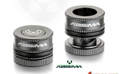 Hobbydelgado - Nuevos medidores de altura de chasis de Absima