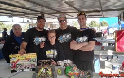 Summum Brothers - Resumen de la primera prueba del Campeonato de España 1/8 TT Gas