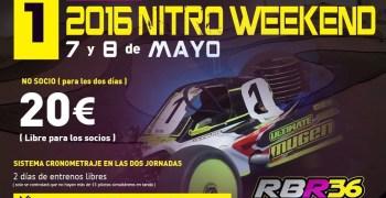 7 y 8 de Mayo - Nitro weekend en RBR36 Arena