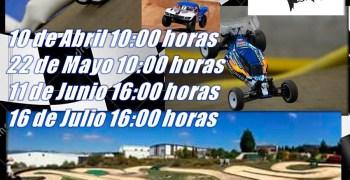 Tracker - Este Domingo comienza el Campeonato 1/10 en Miranda de Ebro