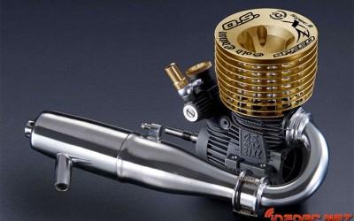 OS celebra su 80 aniversario con una tirada de 100 motores OS 21XZ-B spec II Gold