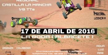 17 de Abril - Arranca el Campeonato Regional de Castilla la Mancha en 1/8 TTe