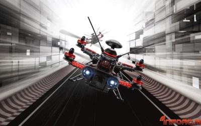 Comienzan las ligas de drones de carreras en España