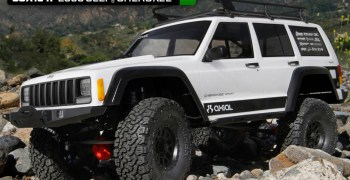 Modelspain - Nuevo Axial SCX10 II