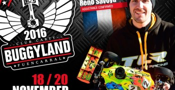 Buggyland 3.0 - Confirmado Reno Savoya
