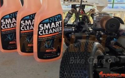 Video - Merlin Smart Cleaner, cómo limpiar tu coche RC fácilmente