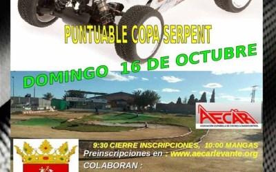 16 de Octubre - Segunda prueba Campeonato provincial de Castellón 1/8 TT Gas y Eco