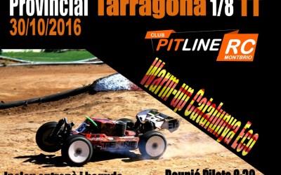 30 de Octubre - Provincial Tarragona 1/8 TT