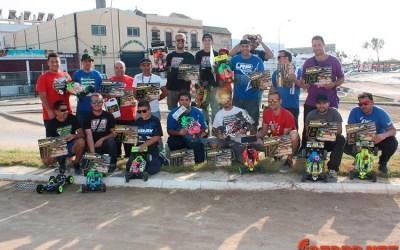 Resultados Campeonato de Andalucía 1/8 TT Gas 2016. Gran Premio Modelix