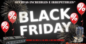 Black Friday en Kana RC - Juan Carlos Canas se suma al Black Friday