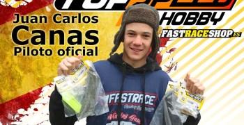 Juan Carlos Canas ficha por Fast Race gracias a Top Speed Hobby