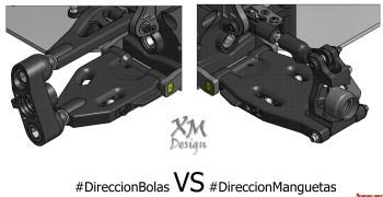 Encuesta XM Design - ¿Qué sistema de dirección es mejor, bolas o manguetas?